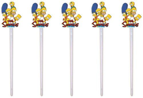Kit Festa Infantil Os Simpsons 161 Peças
