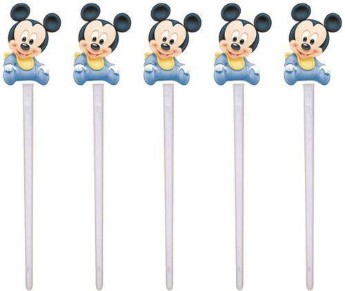 Kit Festa Infantil Mickey Baby 265 Peças