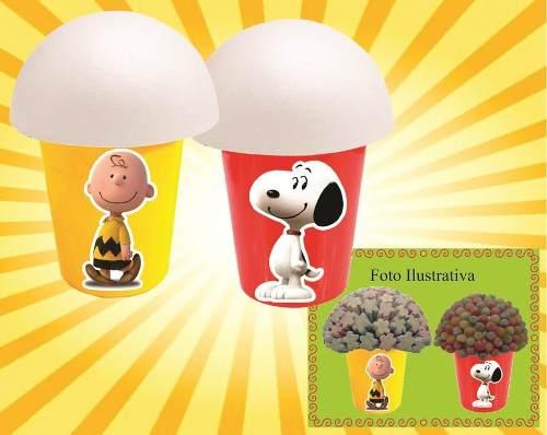 Kit Festa Infantil Snoopy 143 Peças