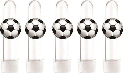 Kit Festa Bola De Futebol (branco) 265 Peças