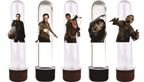 Kit Decorativo The Walking Dead 178 Peças