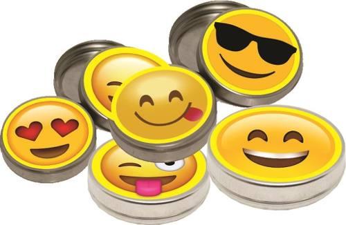 Kit Decorativo Infantil Emoji 265 Peças