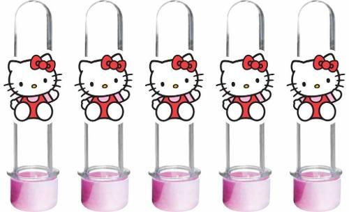 Kit Decorativo Infantil Hello Kitty 160 Peças