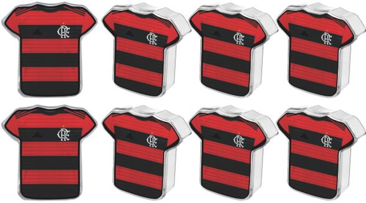Kit festa Flamengo 170 peças