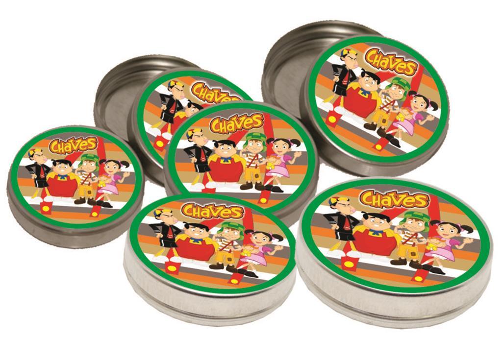 Kit festa Infantil Chaves 155 peças