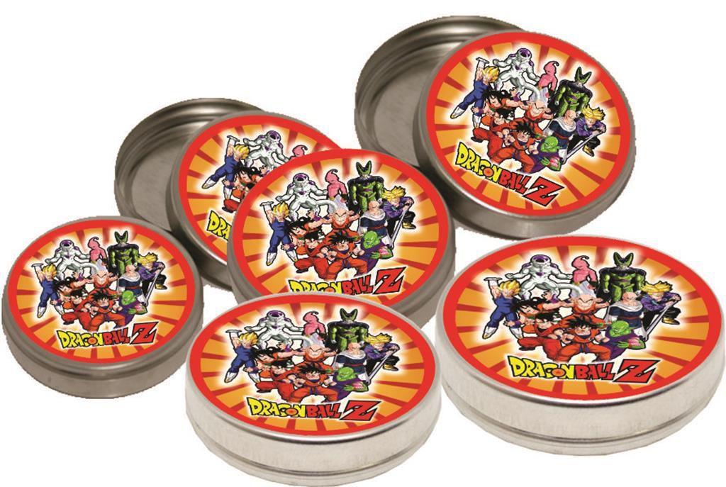 kit festa infantil Dragon Ball Z 160 peças