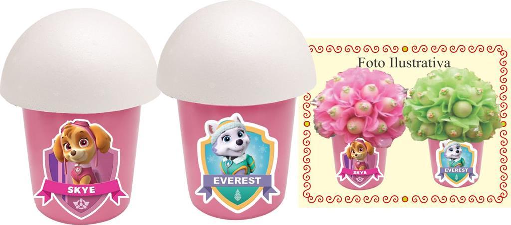 Kit Festa Infantil Patrulha Canina (skye E Everest) 160 Pças