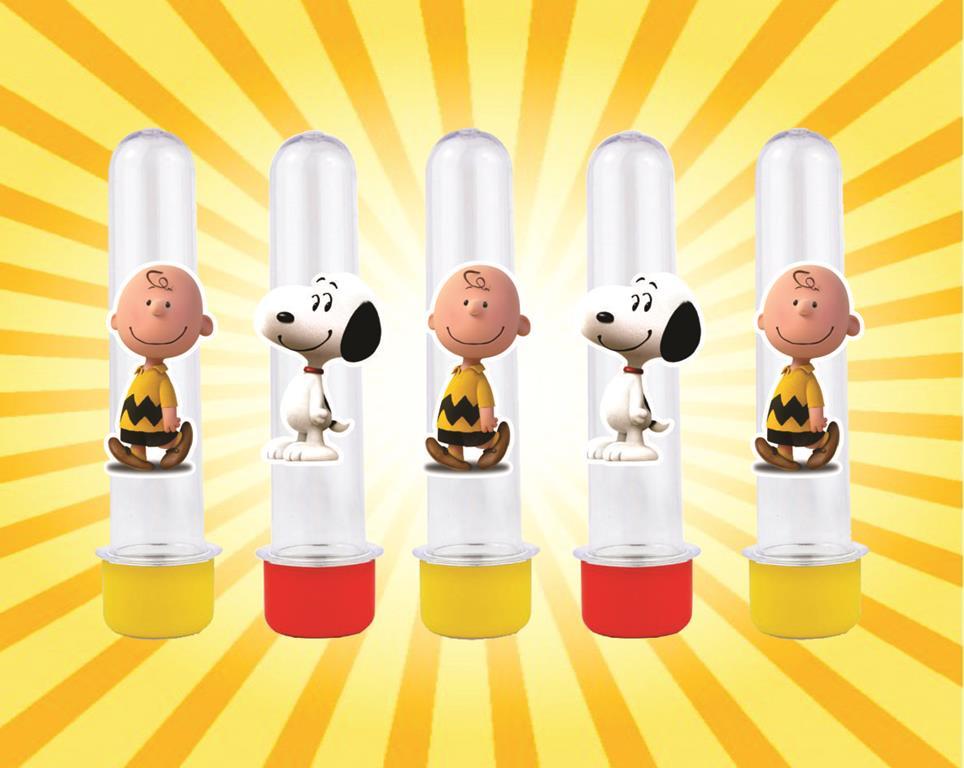 Kit Festa Infantil Snoopy 160 Peças