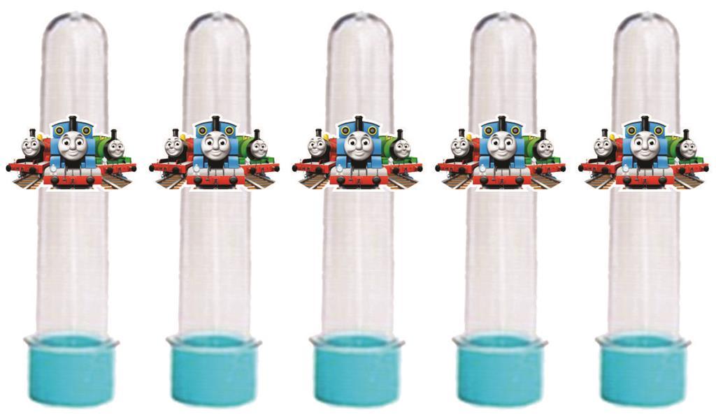 Kit festa infantil Thomas e Seus Amigos 160 peças