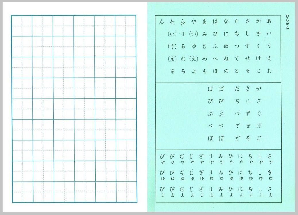 Caderno Quadriculado nº 1