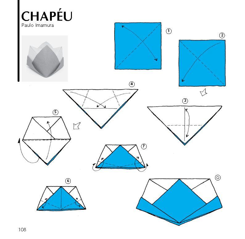Origami - Arte e Técnica de Dobradura
