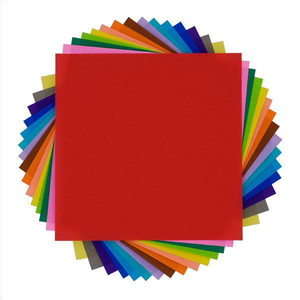 Papel de Origami 15x15 - 50 fls