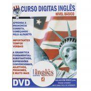 Curso Digitas Inglês - Nível Básico - DVD + Revista/Curso - Passo a Passo