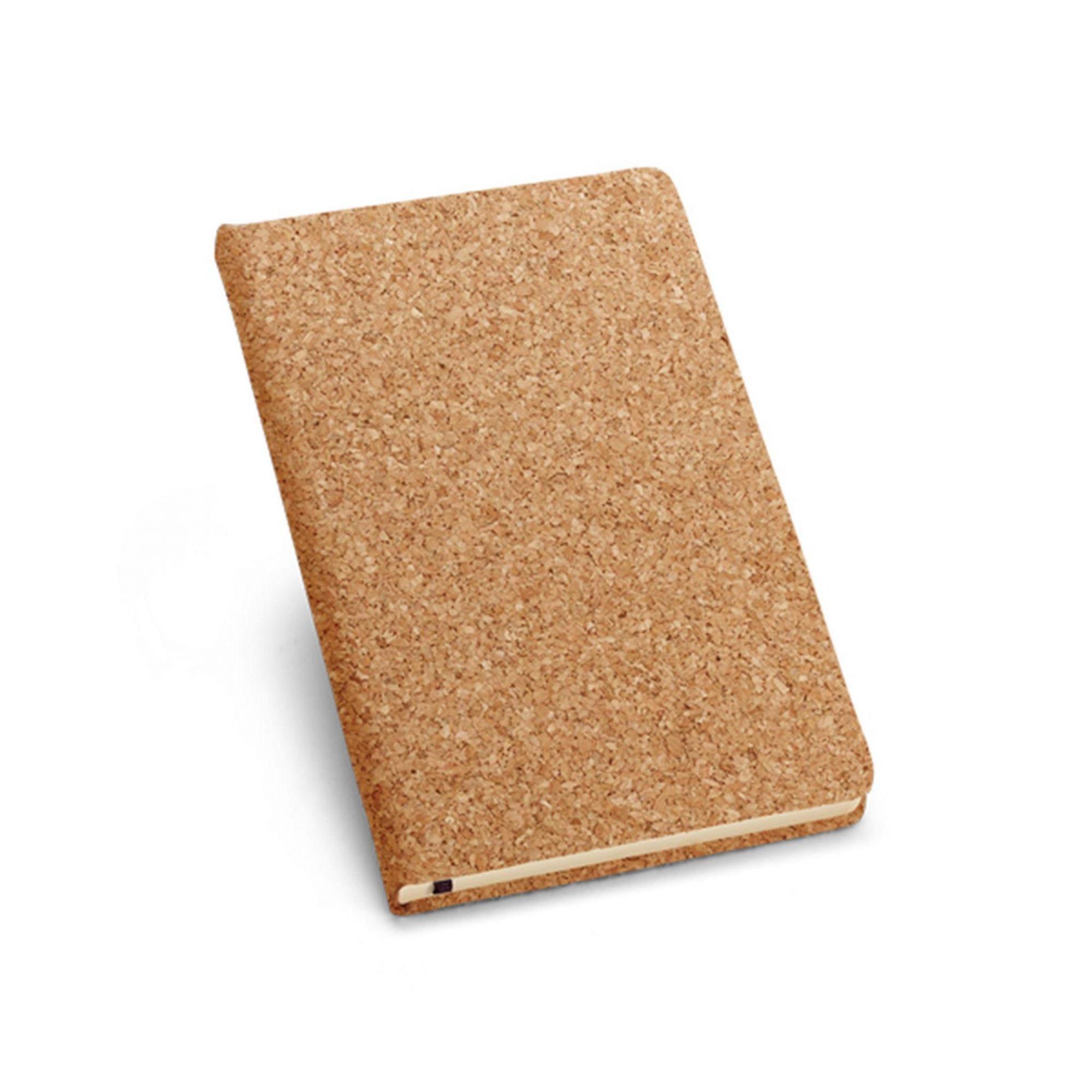 Caderneta Cortiça  -