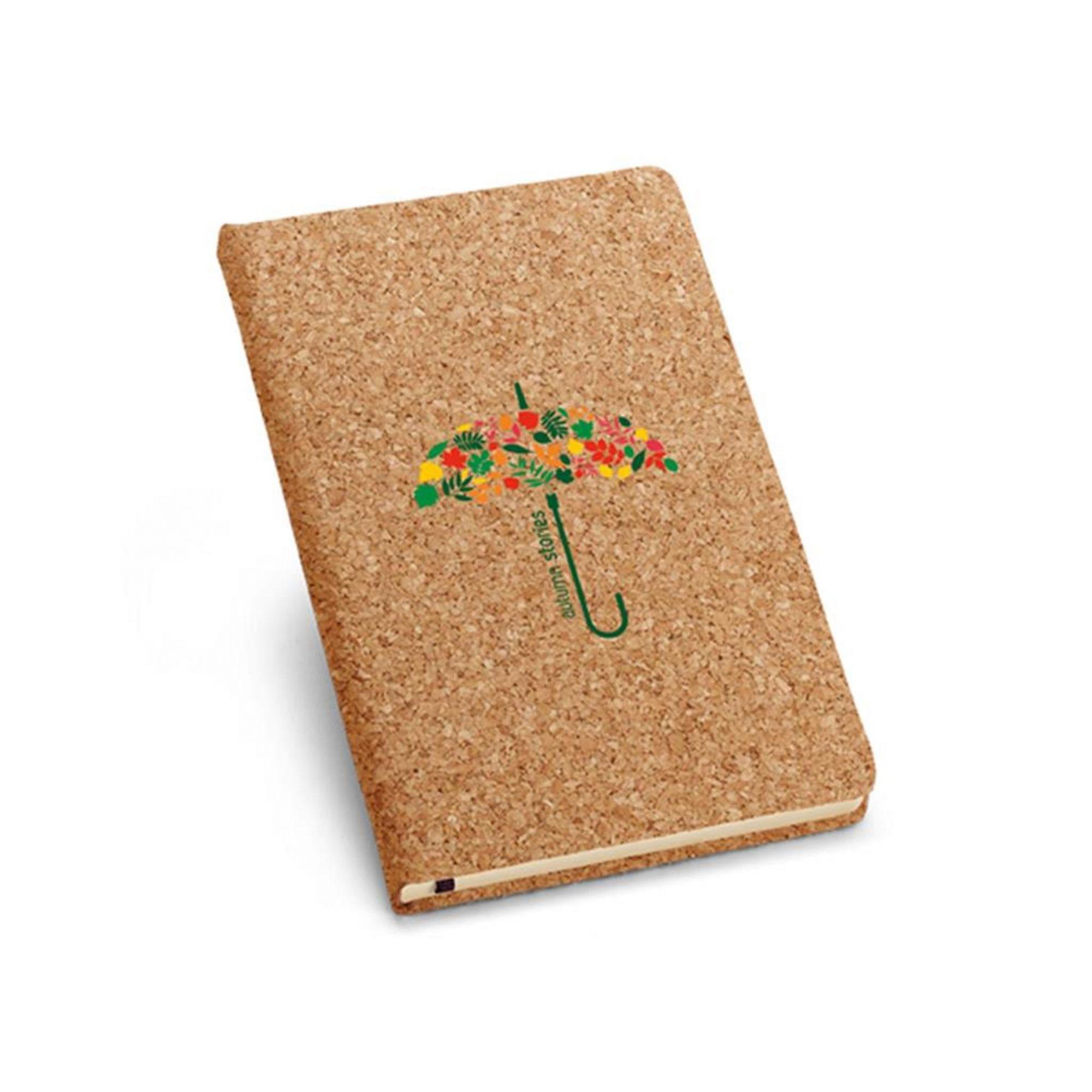 Caderneta Cortiça