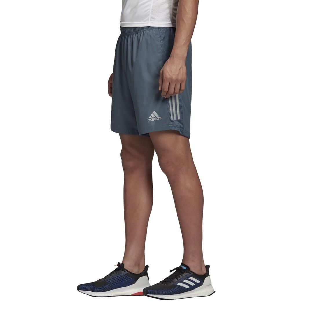Bermuda Adidas Own The Run Logo