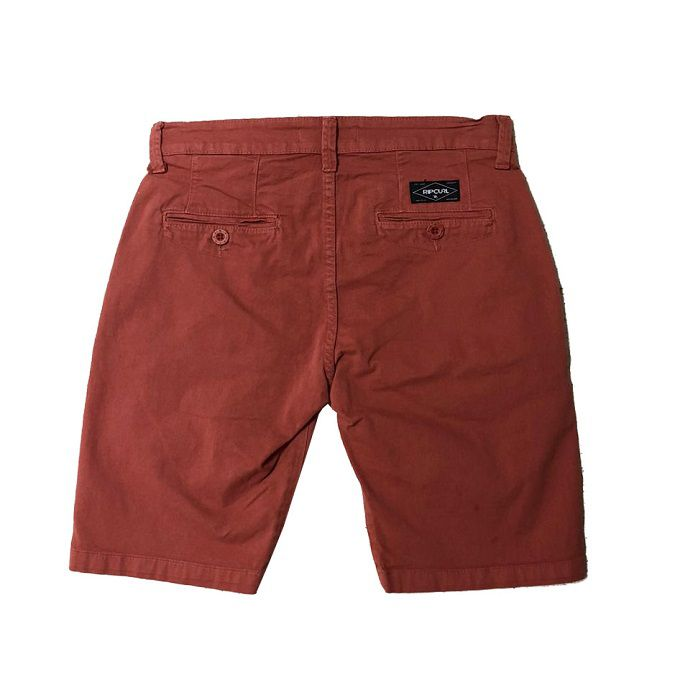 Bermuda Jeans Rip Curl Chino Red