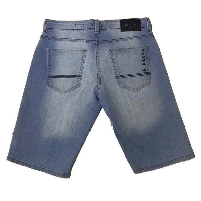 Bermuda Jeans Rip Curl Clear