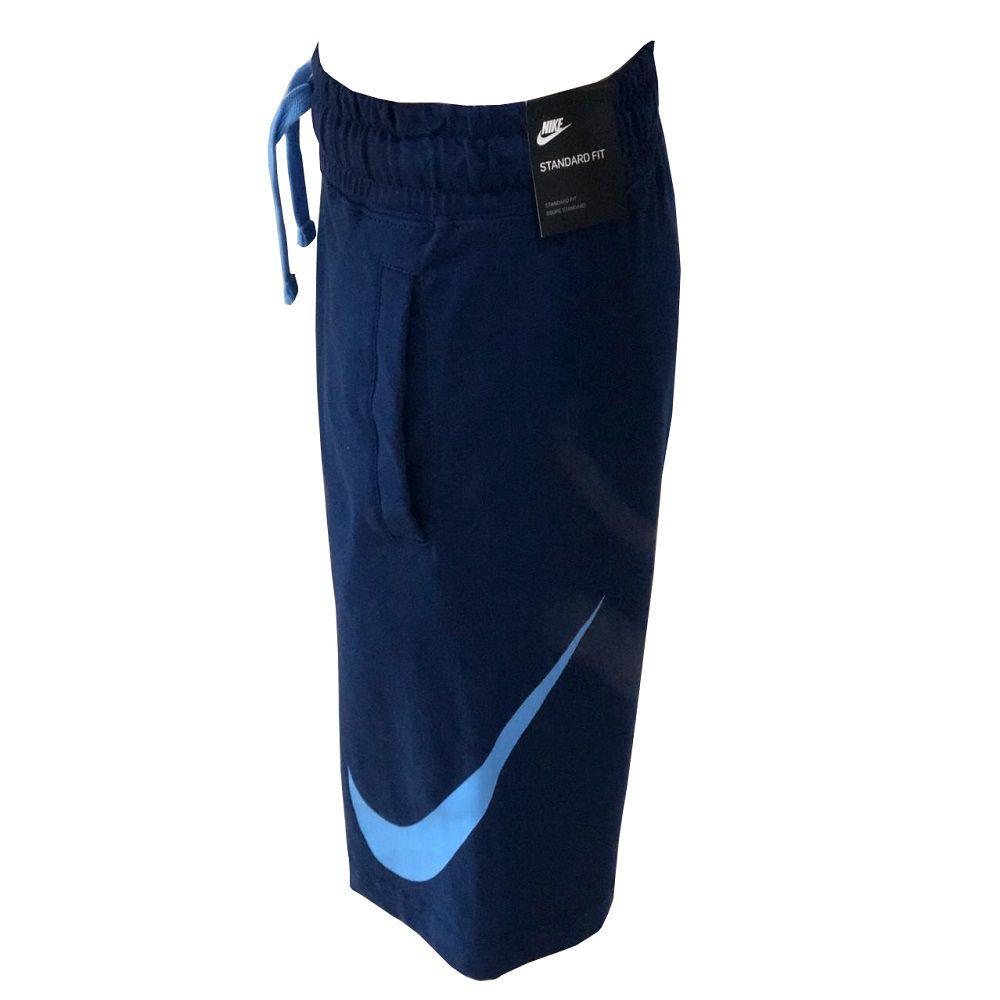 Bermuda Nike NSW Jersey HBR Infantil