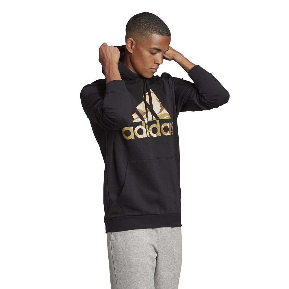 Blusão Moletom Adidas Essentials Camouflage