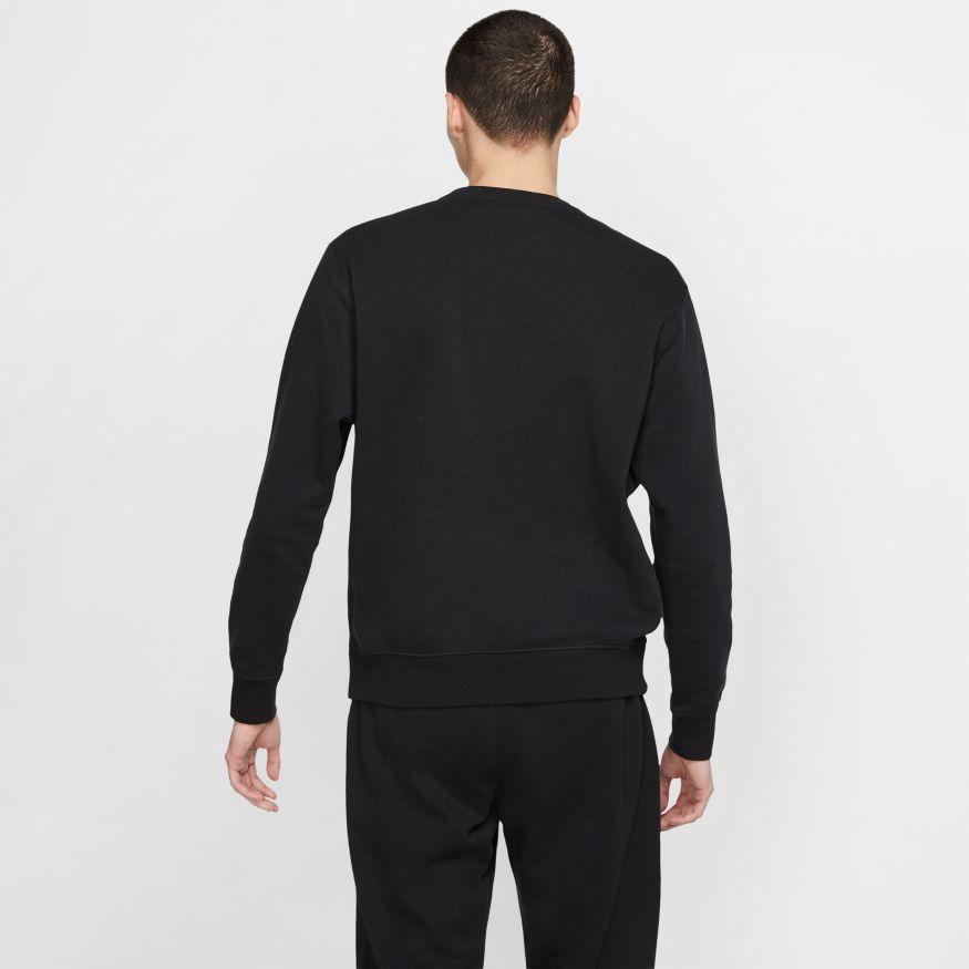 Blusão Moletom Nike Sportswear Club Crew