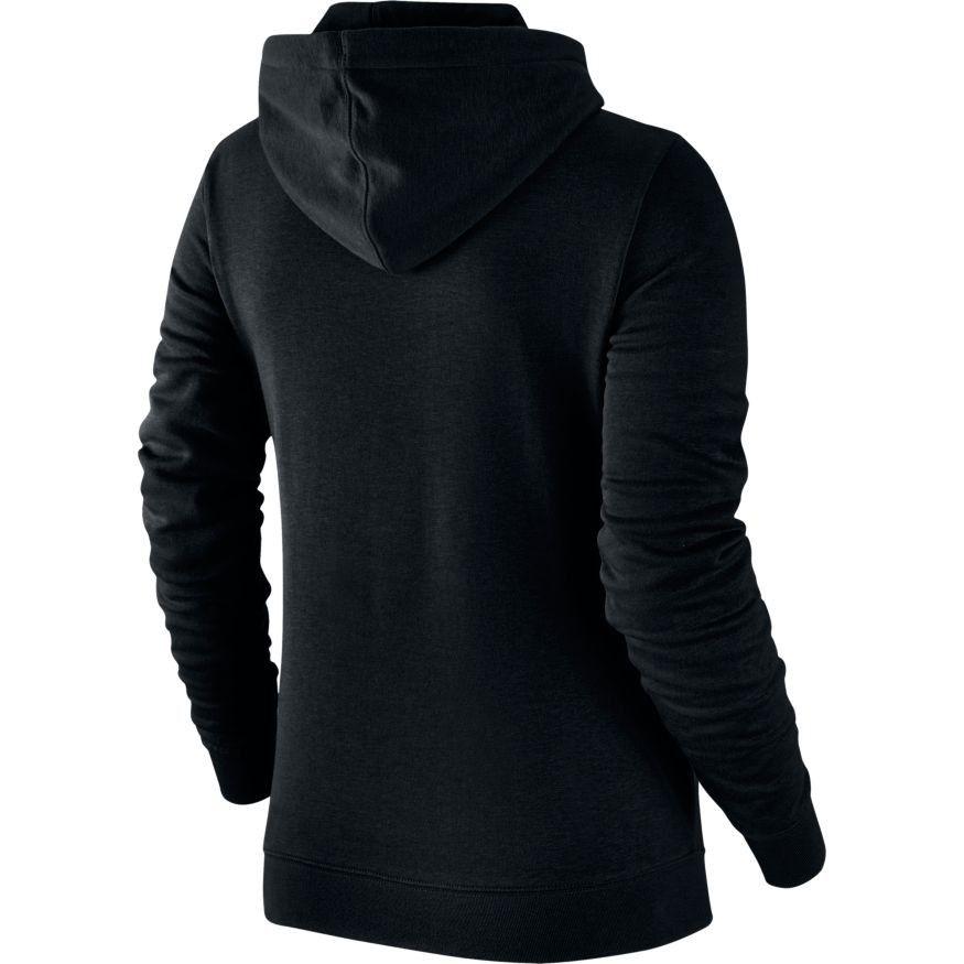 Blusão Nike Sportswear Hoodie Fleece Feminino