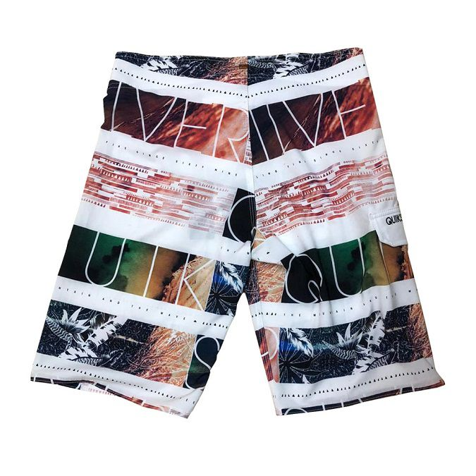 Boardshort Quiksilver Stake City