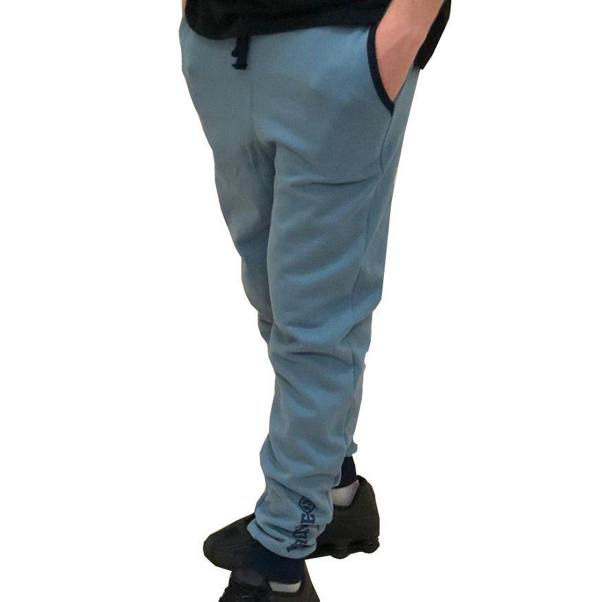 Calça de Moletom Proside Jogger Azul