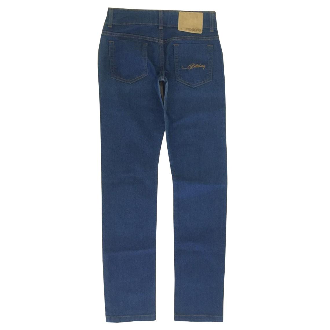 Calça Jeans Billabong Pack Cherr Juvenil