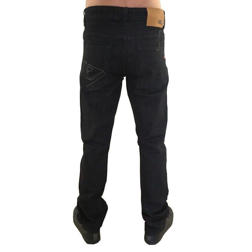 Calça Jeans Quiksilver Compressor Skinny
