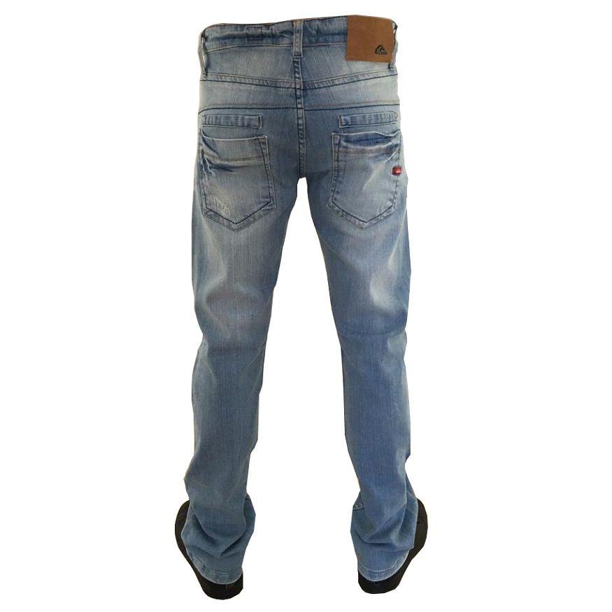 Calça Jeans Quiksilver Hubo Hurricane