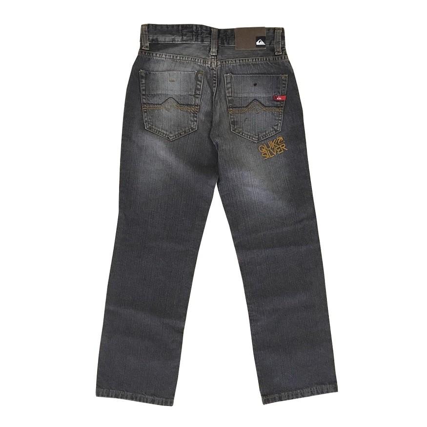 Calça Jeans Quiksilver Yung Guns Imp Juvenil