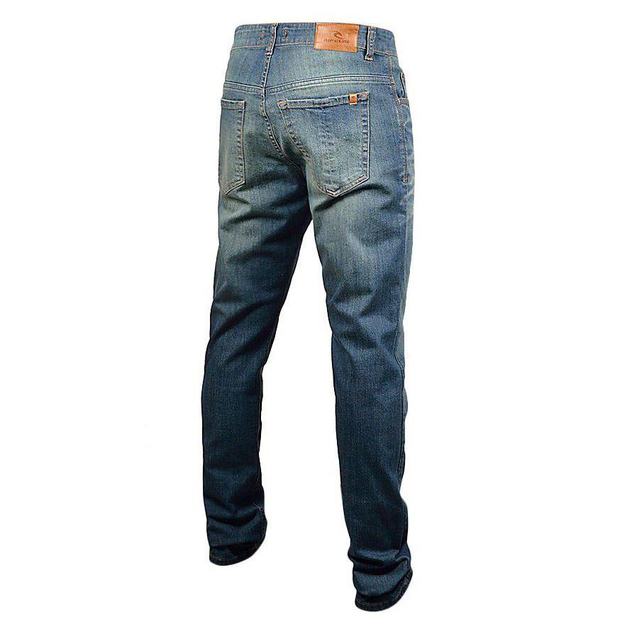 Calça Jeans Rip Curl Hard Used