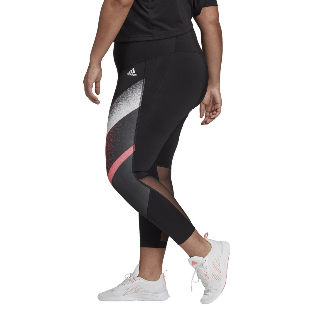 Calça Legging Adidas 7/8 Unleash Confidence FeelBrilliant Feminina