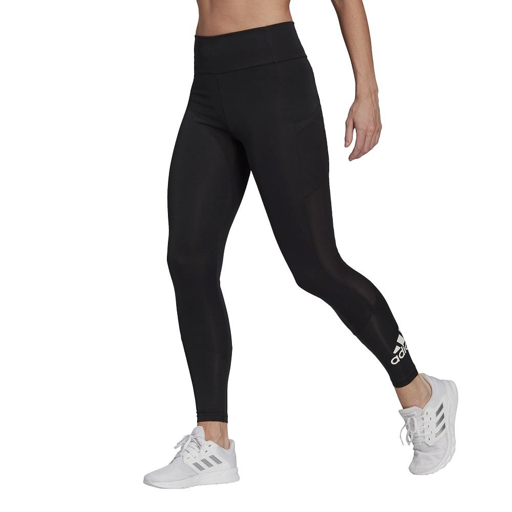 Calça Legging Adidas Designed to Move Big Logo Feminina