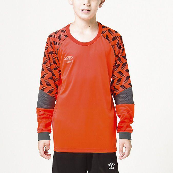 Camisa Juvenil de Goleiro Umbro TWR Layout