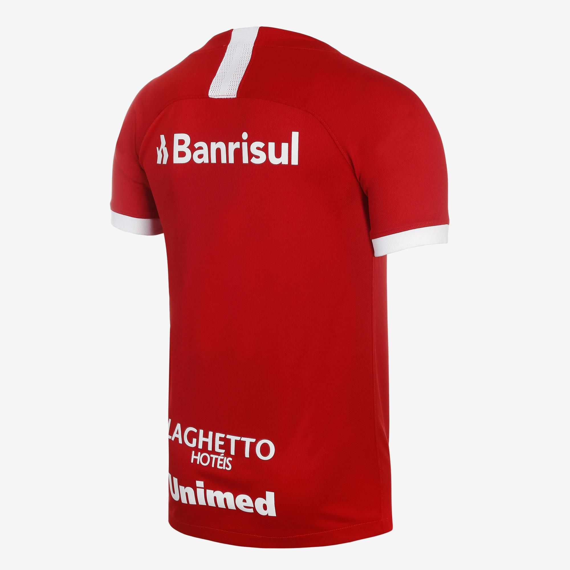 Camisa Nike Internacional I 2019/20 Torcedor Infantil
