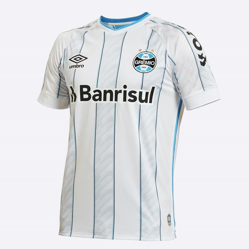 Camisa Umbro Grêmio Oficial II 2020 Clássica S/N