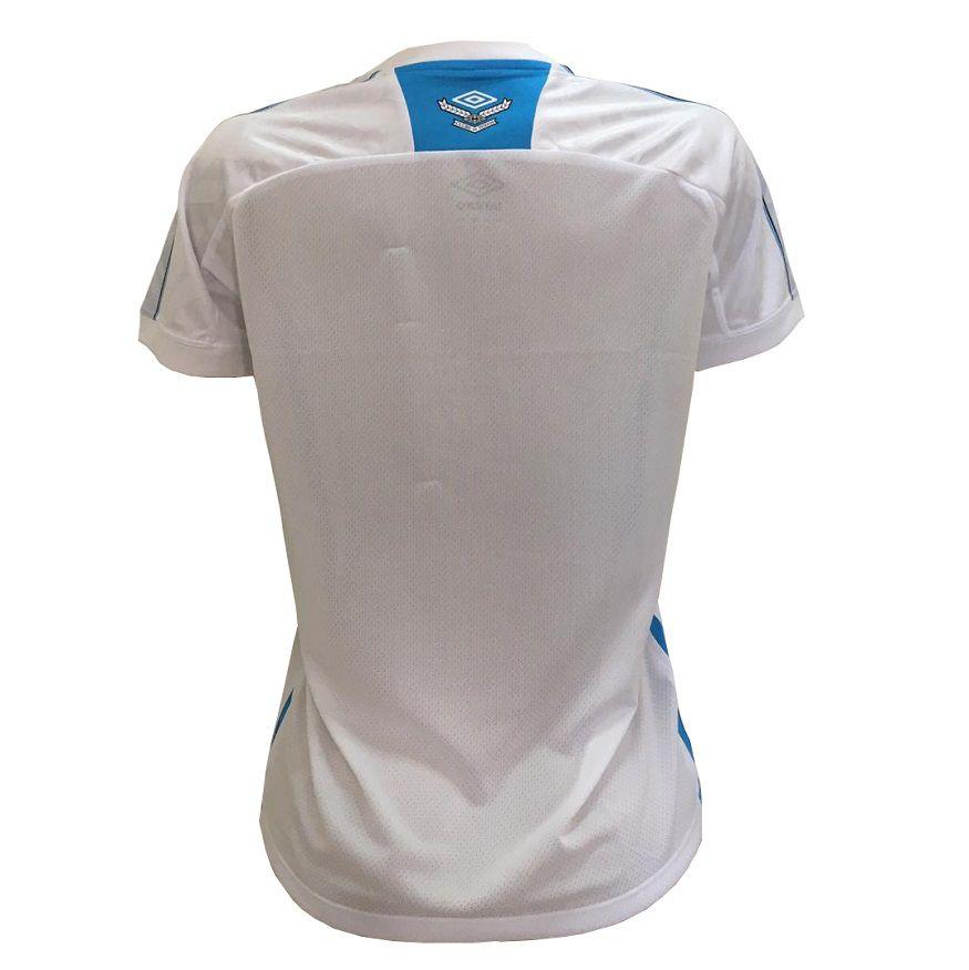 Camisa Umbro Grêmio Oficial II 2020 Torcedor Feminina
