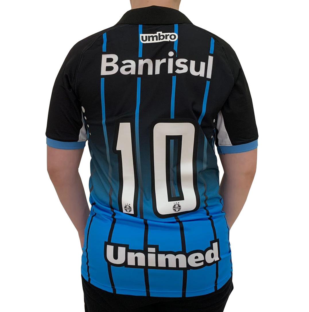 Camisa Umbro Grêmio Oficial III 2016 (FAN)