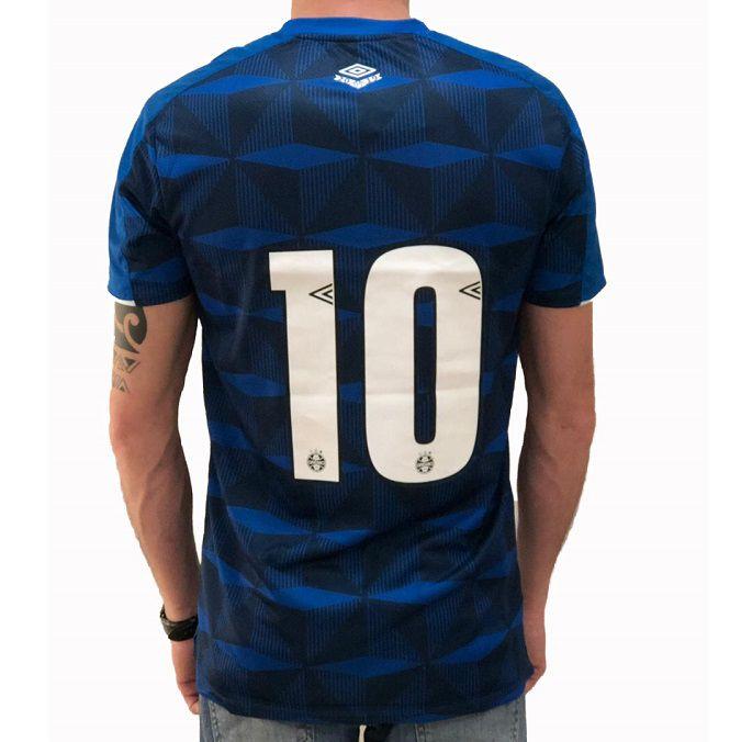 Camisa Umbro Grêmio Oficial III 2019 Clássica