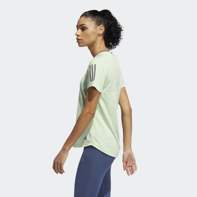 Camiseta Adidas Own The Run Tee Feminina