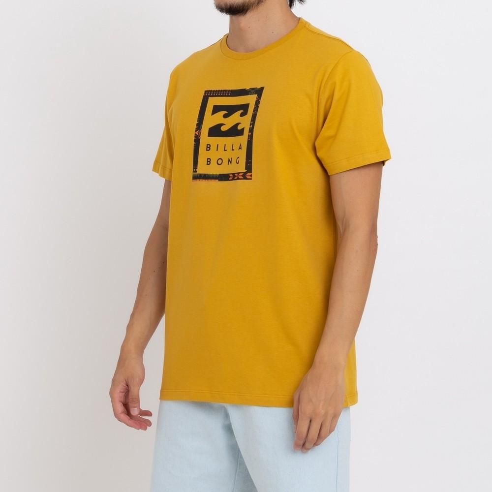 Camiseta Billabong United Stacked