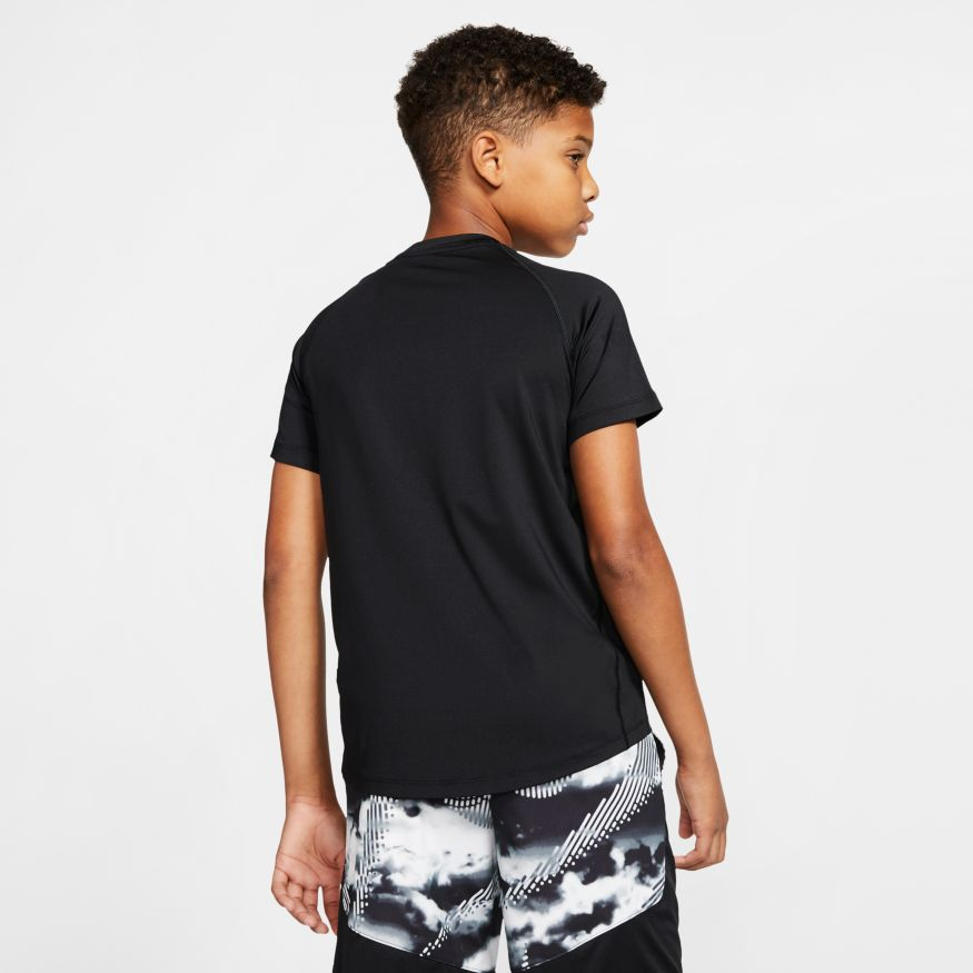 Camiseta Manga Curta Nike Pro JUVENIL