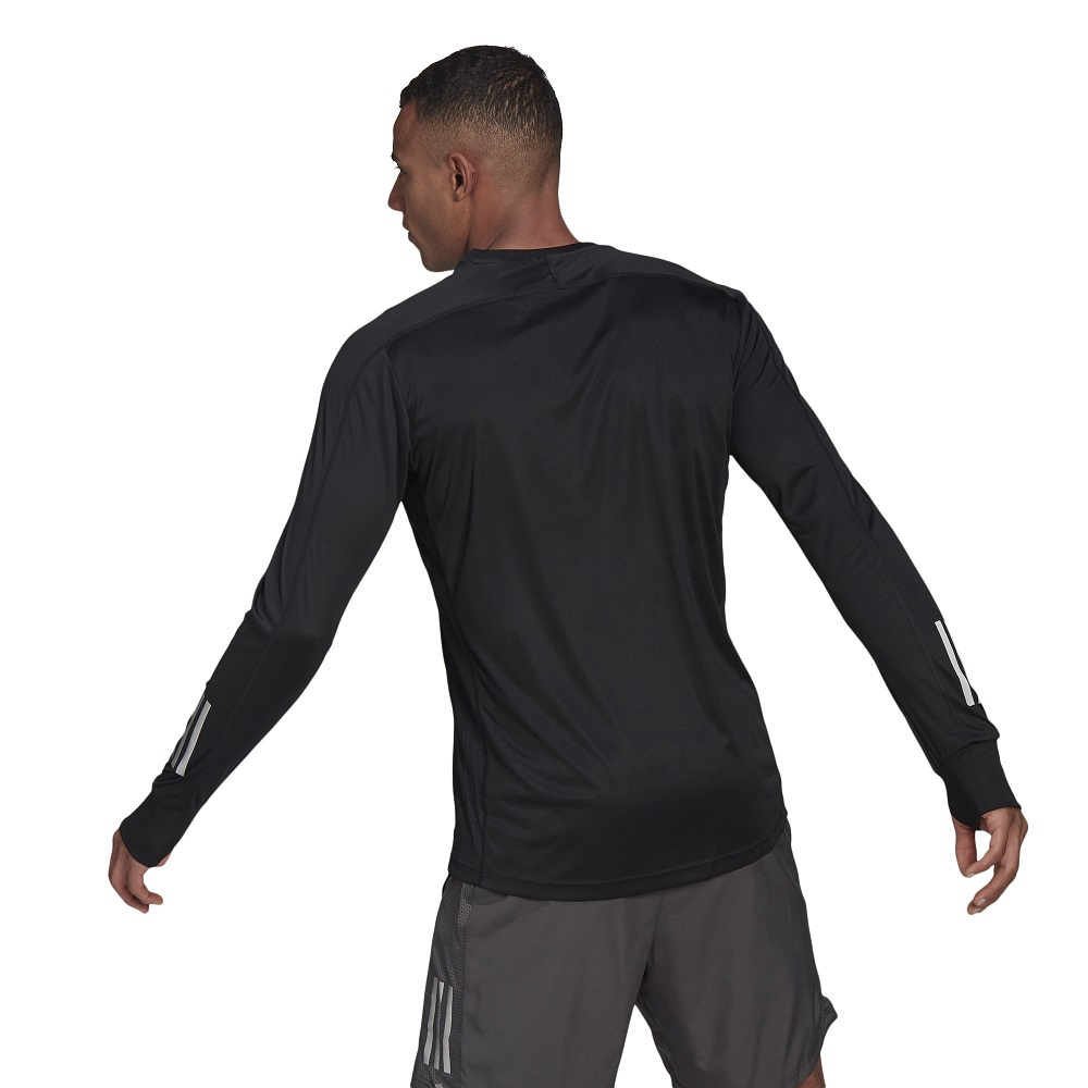 Camiseta Manga Longa Adidas Own The Run