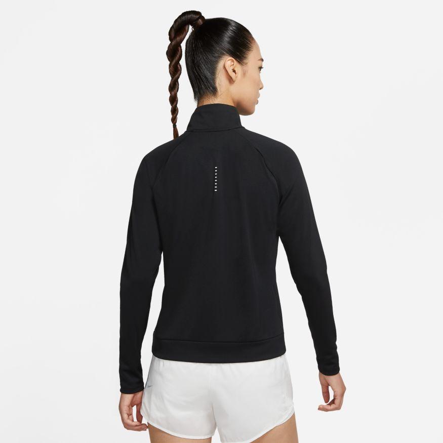 Camiseta Nike Manga Longa Swoosh Run Feminina