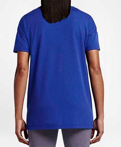 Camiseta Nike Signal Logo Feminina
