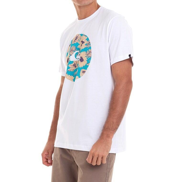 Camiseta Quiksilver Fast Time
