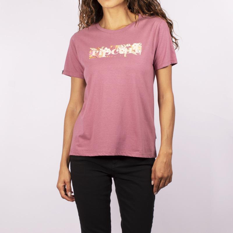 Camiseta Rip Curl North Shore Tee Feminina