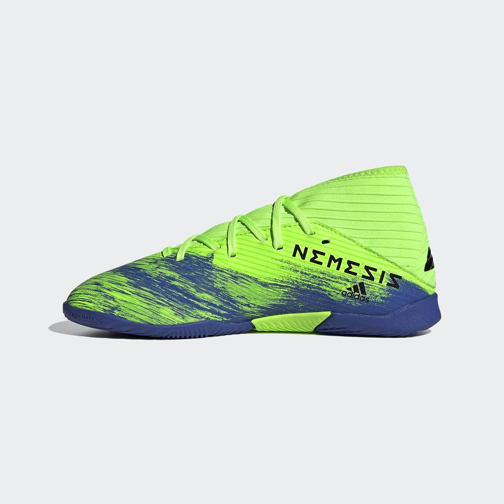 Chuteira Adidas Nemeziz 19.3 Futsal INFANTIL
